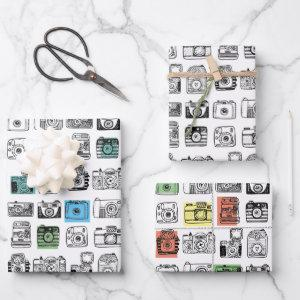 Wrapping Paper Sheets - 'Smiles' Through The Years