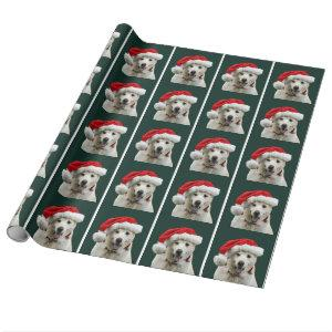 Yellow labrador retriever Christmas Wrapping Paper