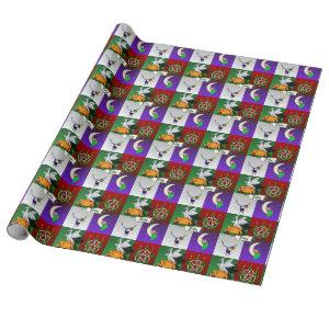 YULE WRAPPING PAPER